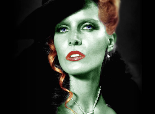 L'actrice Rebecca Mader (Lost : Les Disparus, Once Upon a Time) débarque à Gand !
