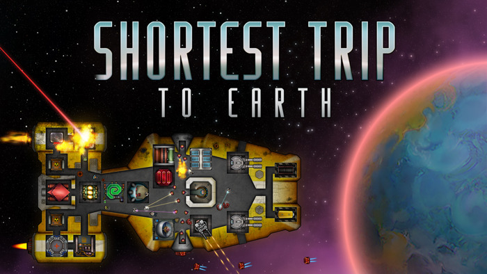 Award Winning Roguelike Sci-Fi Game 'Shortest Trip to Earth' Out Today!