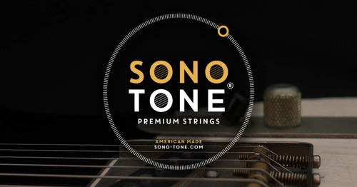 SonoTone Debuts Vintage Series Premium Electric Guitar & Bass Strings