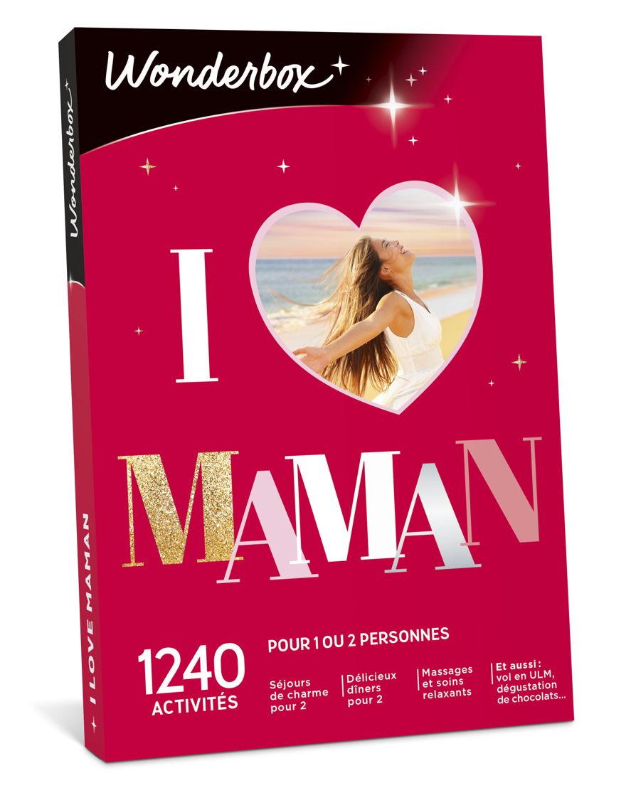 "Wonderbox ""I Love Maman"": 49,90 €."
