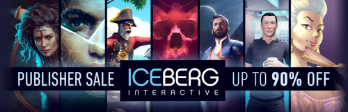 PC GAME NEWS, DISCOUNTS + MORE AT THE ICEBERG INTERACTIVE PUBLISHER SALE 2021