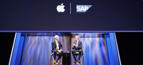 Apple y SAP permiten una fácil integración del aprendizaje automático con aplicaciones nativas para empresas