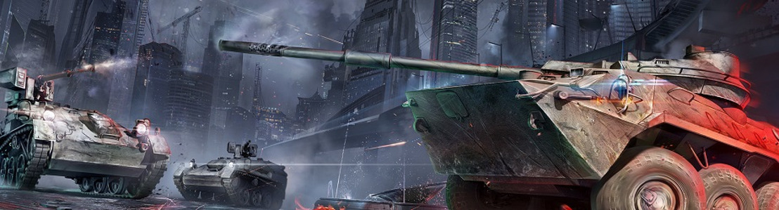 Panzer-MMO ARMORED WARFARE: Balance 2.0 Update ist live