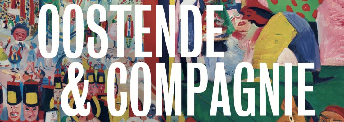 Oostende & Compagnie: Een magistraal boek over de meesters van Oostende