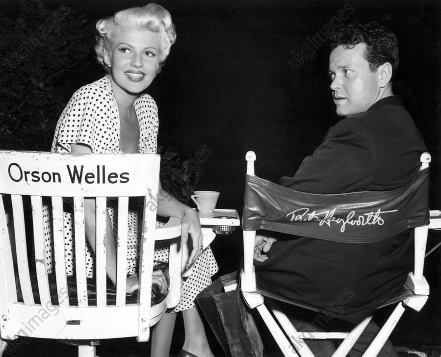 The Lady From Shanghai (1947) with Orson Welles<br/>AKG483055