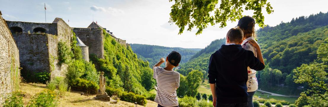 VisitWallonië tipt de 18 leukste uitstapjes voor gezinnen
