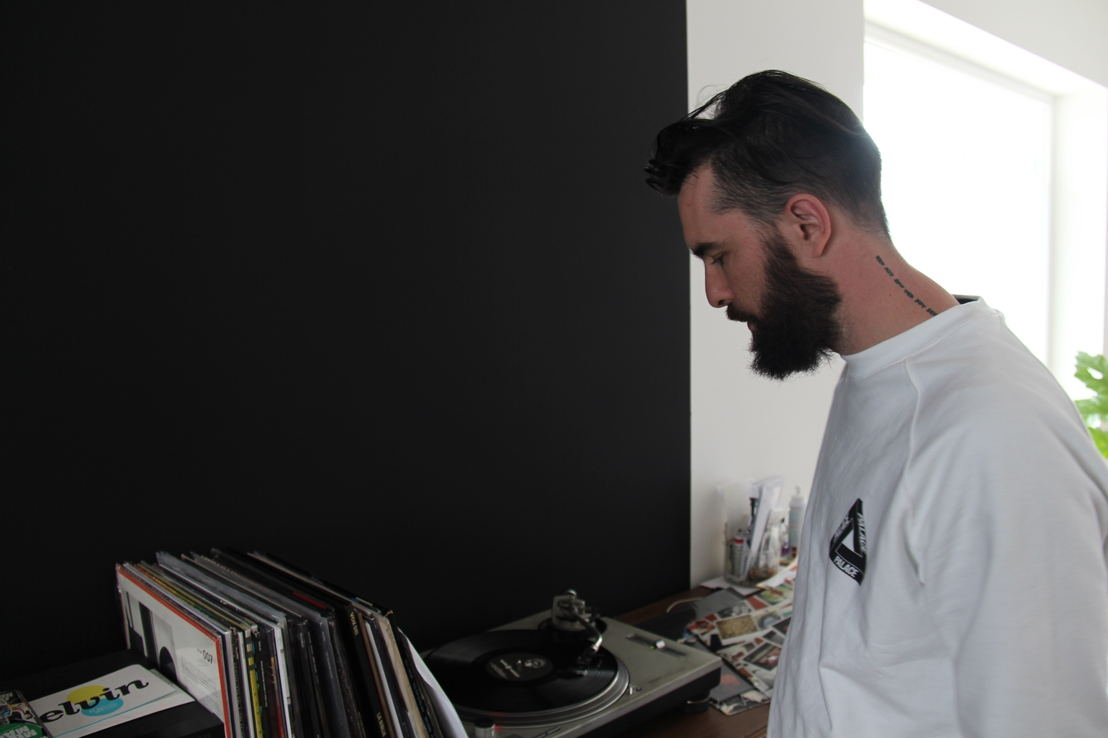 Off the record:  dj LeFtO (c) VRT