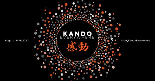 "Preview: Sony ""Kando Everywhere"" Registration Opens"