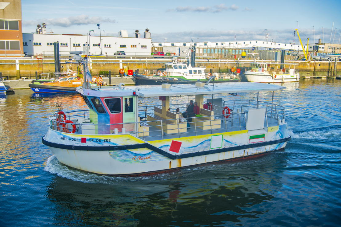 Ferry © Arne Deboosere