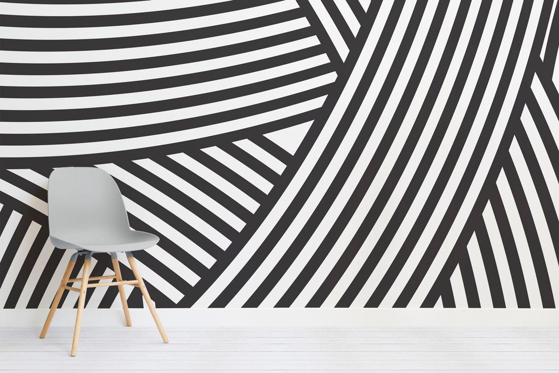 Walmer Layered Mural - Chair