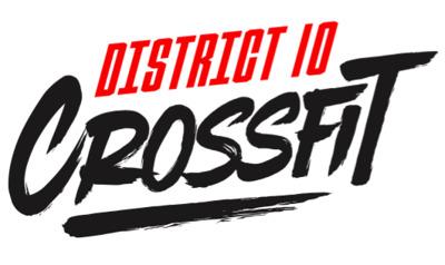 District 10 CrossFit pressroom