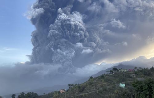World Bank Provides US$20 Million for Saint Vincent and the Grenadines' Response to La Soufrière Eruption