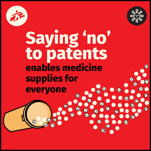 NEW DATE FOR WEBINAR - How do patents monopolies affect access COVID-19 to health products - 19 June 2020