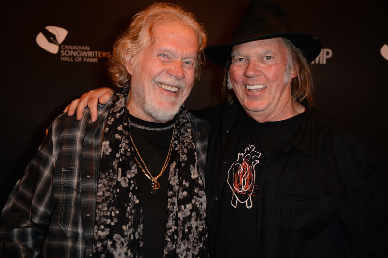 Randy Bachman, Neil Young