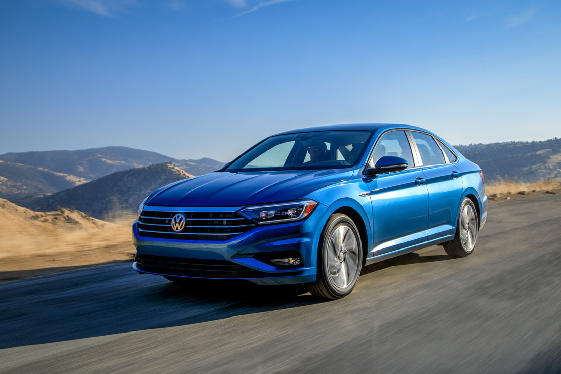 Volkswagen Jetta encabeza ventas de la marca en Estados Unidos
