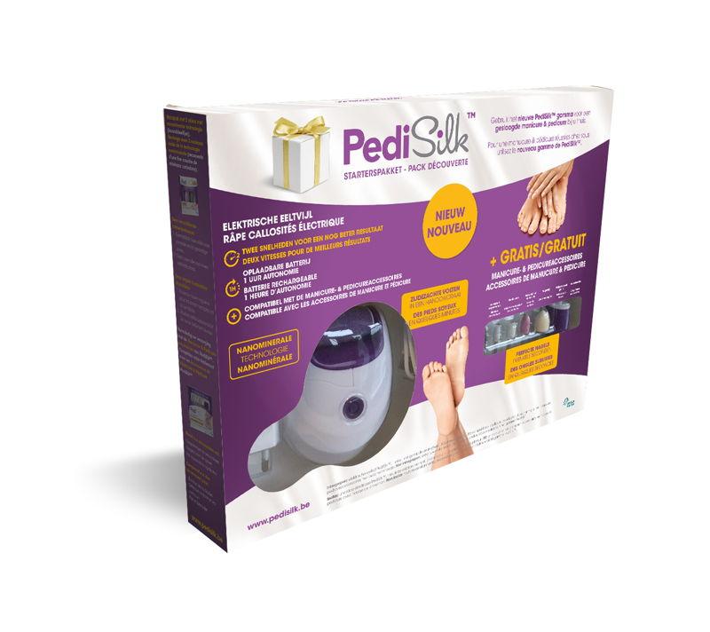 PediSilk - Starterspakket - €45,90