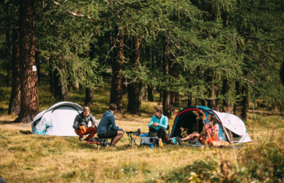 À l'aventure dans notre pays avec Decathlon Trekking Days!