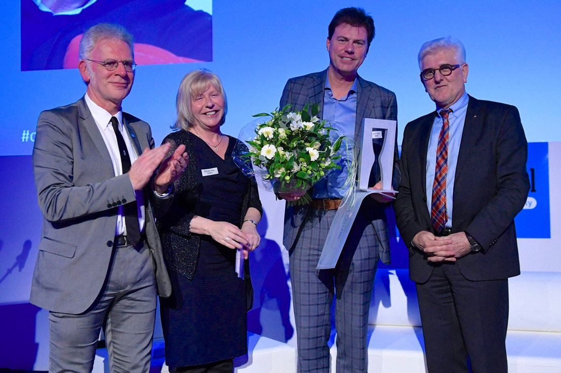 Joost Callens is CSR professional of the Year 2016