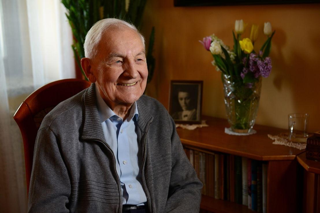 Touched by Auschwitz : Tadeusz Smreczynski - (c) LR History LTD
