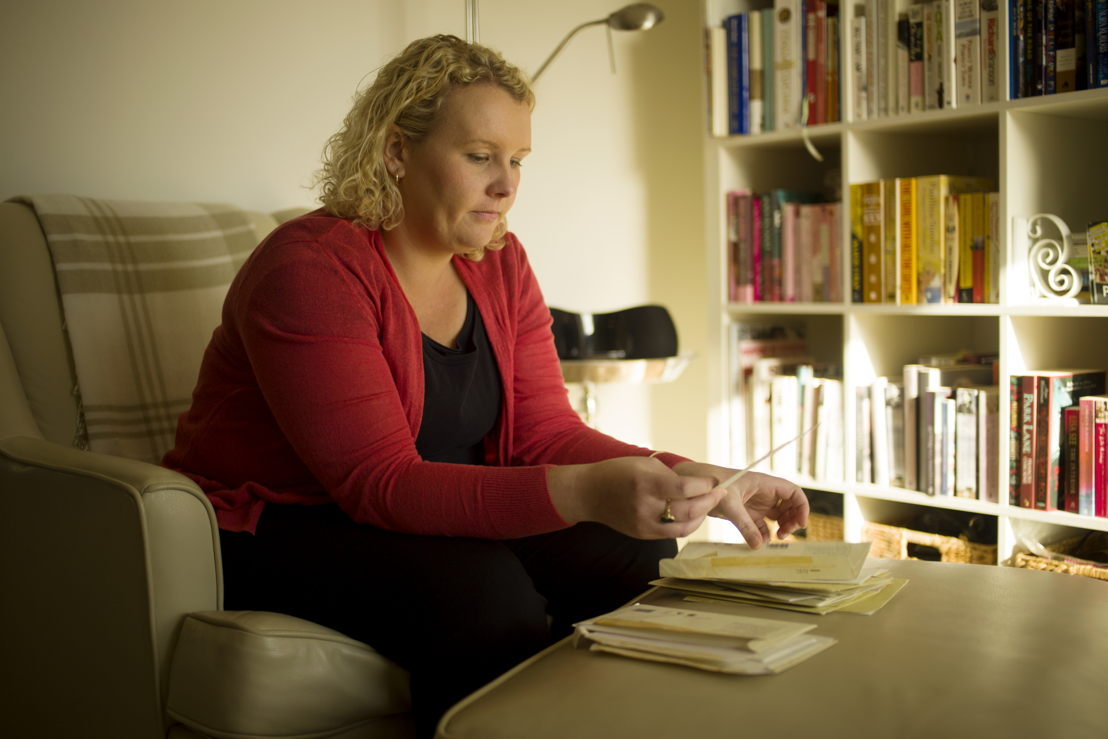 Australian Story<br/>Elisha Rose looks at letter memories of her father.