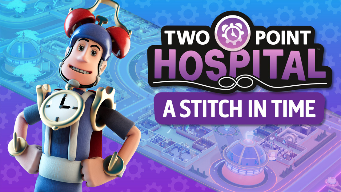 TRAVEL THROUGH SPACE & TIME IN NEW TWO POINT HOSPITAL DLC - OUT NOW ON STEAM!