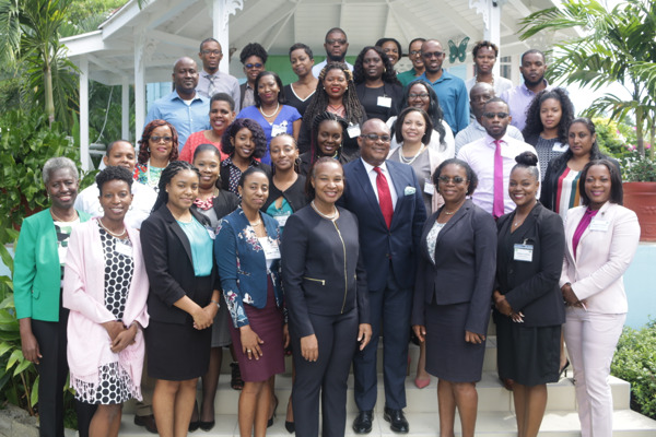Preview: OECS and CDB convene Qualitative Data Analysis Workshop in Saint Lucia