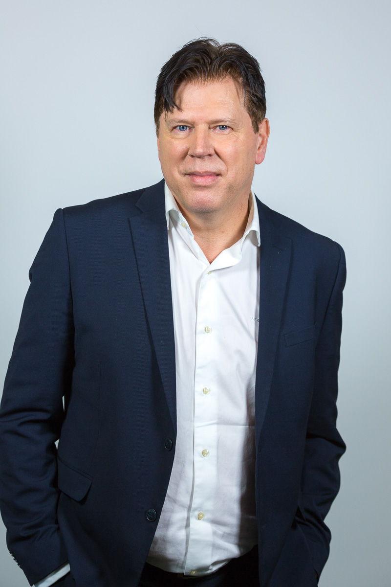 Eddy Vandersmissen - HR-directeur bij VINCI Energies in België