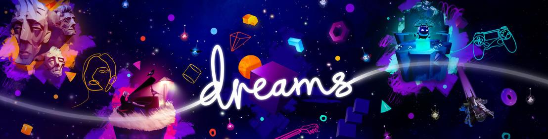 Dreams für PlayStation 4 ab sofort erhältlich
