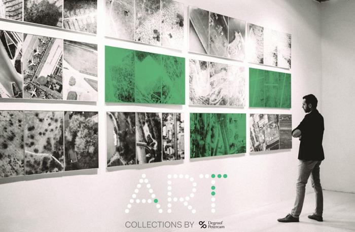 Preview: Art Collections : nouveau service exclusif, unique en Europe, qui s'ajoute à l'offre Art Advisory de Degroof Petercam