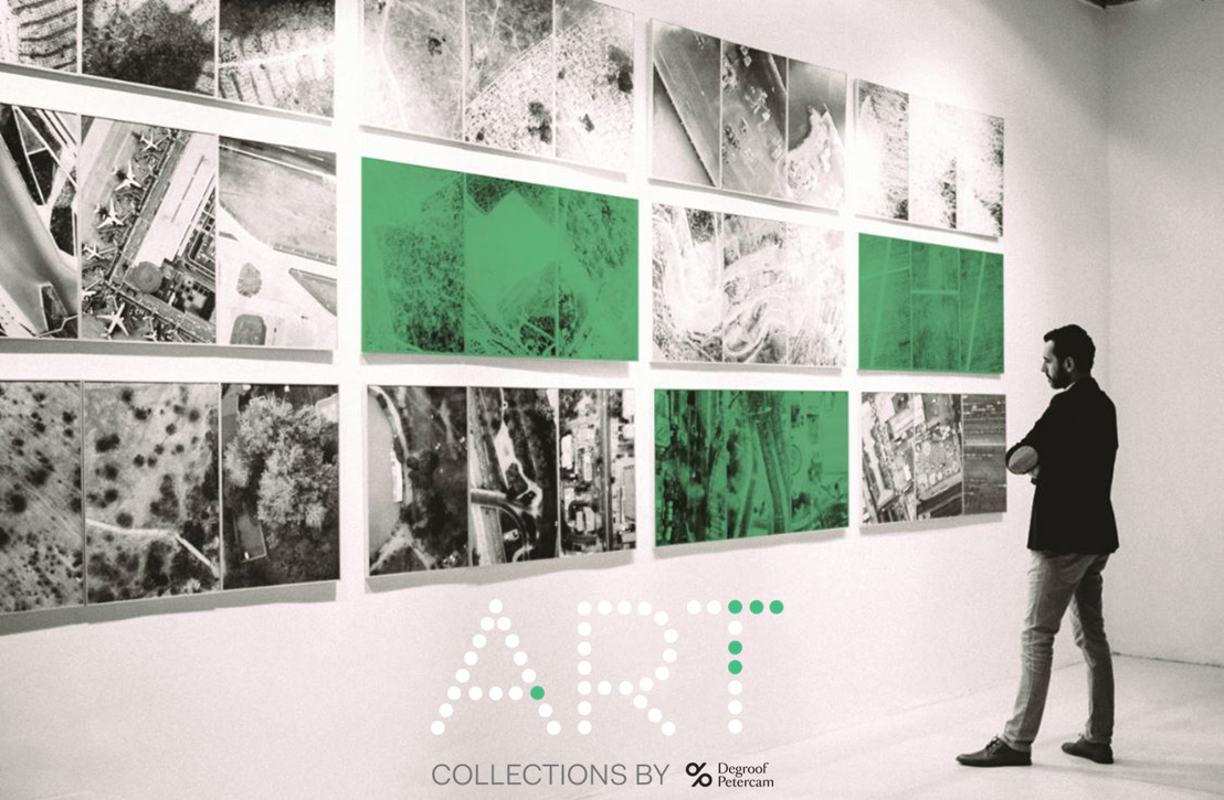 Art Collections : a new exclusive service, unique in Europe, which complements Degroof Petercam's Art Advisory offer