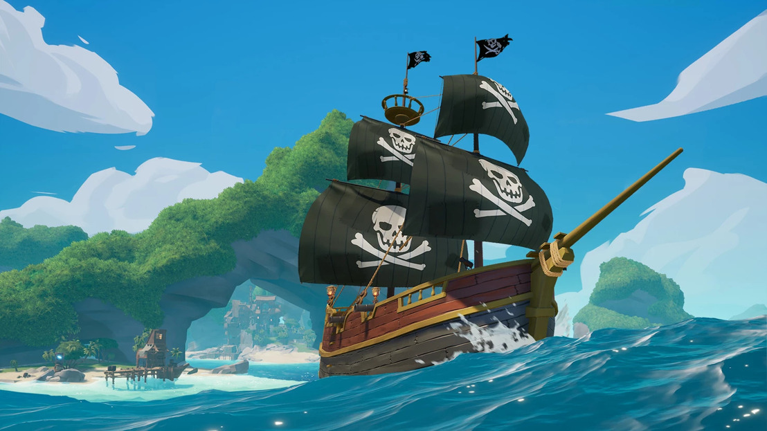 PIRATE BATTLE ROYALE GAME AND MORE ANNOUNCED BY ICEBERG INTERACTIVE AT PARIS GAMES WEEK 2019