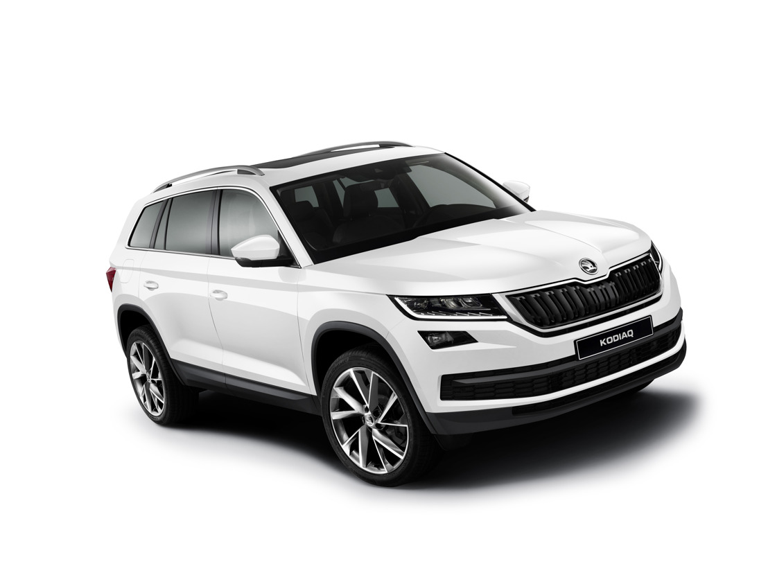 ŠKODA AUTO's global growth continues