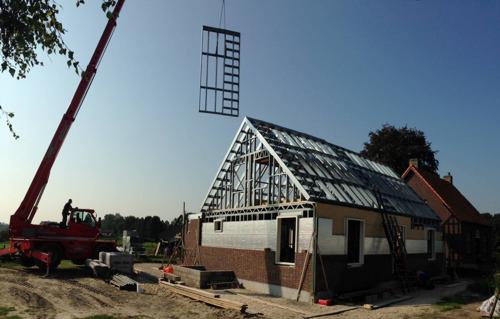 Les entreprises de construction à l'étranger séduites par le système beSteel