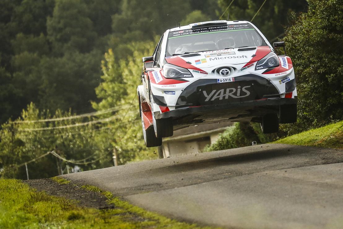 WRC Rally de España preview - Toyota Yaris WRC set for a crucial test on both gravel and asphalt