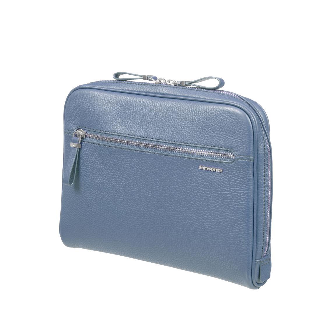 Tablet holder - babyblauw - €169