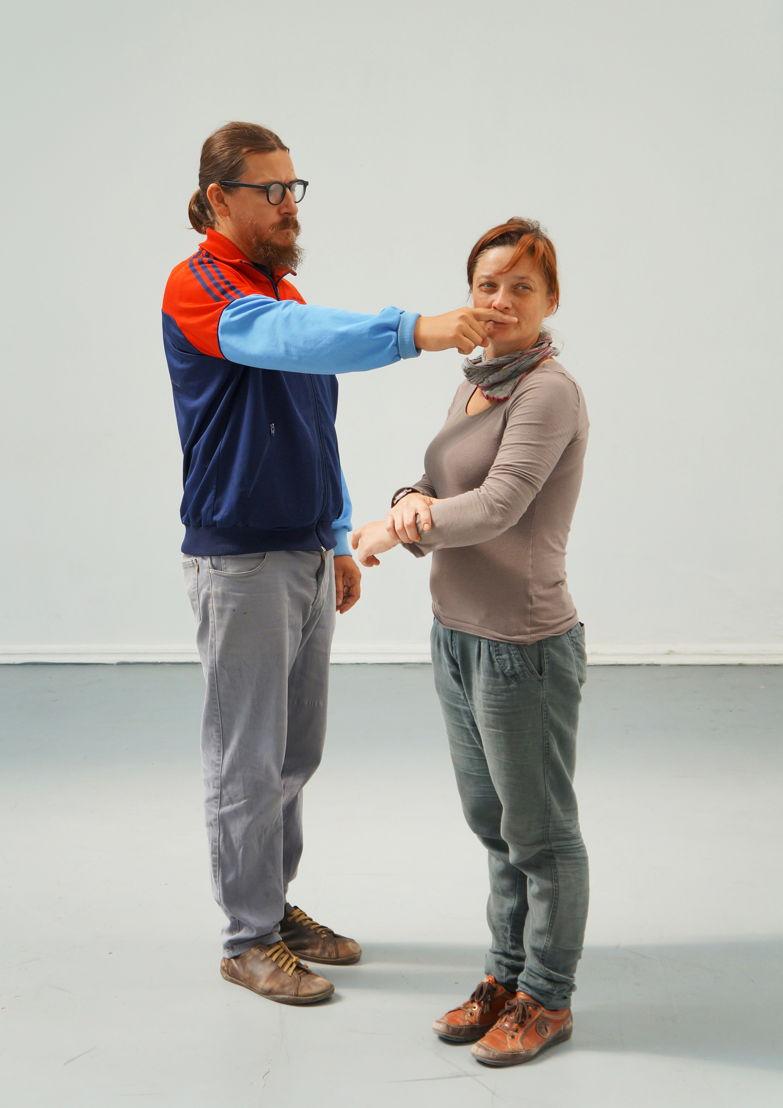 Alexandra Pirici & Manuel Pelmus (RO)