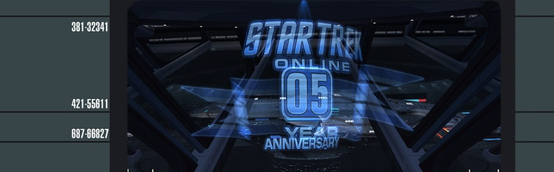 Star Trek Online fête ses cinq ans !