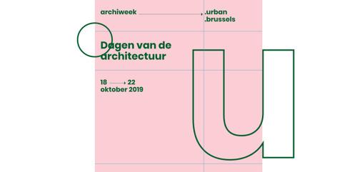 """Eerste Brusselse """"Archiweek"""""""