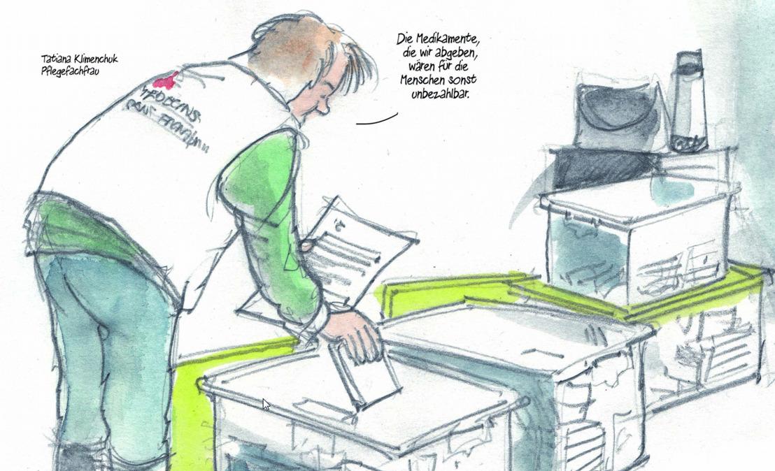 Comics, Cartoons & Karikaturen: Ausstellungseröffnung in der Alten Kaserne