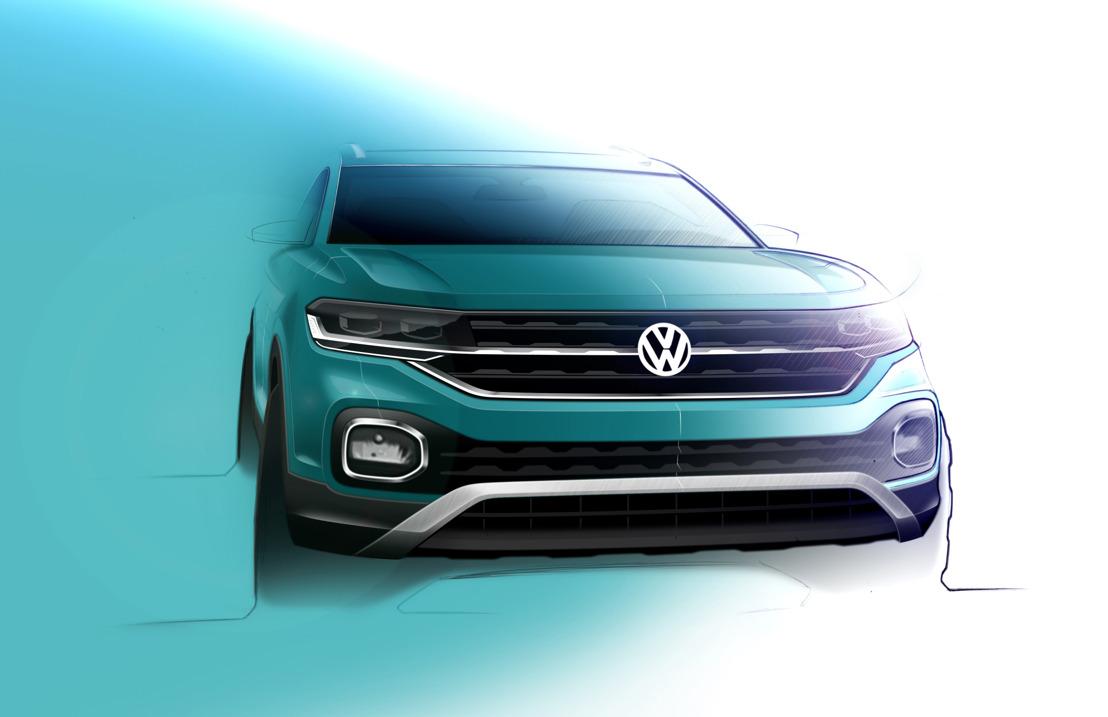 Los diseñadores de Volkswagen exploran el Nuevo T-Cross