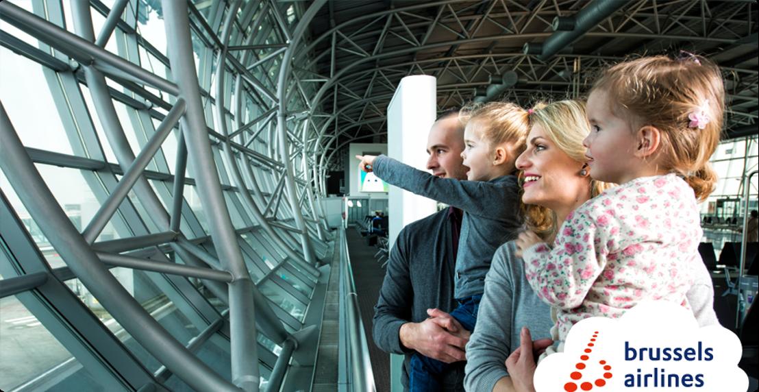 Brussels Airlines verwelkomt meer dan 100.000 passagiers tijdens het eerste weekend van de zomervakantie