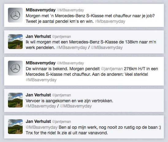 Tweets NL