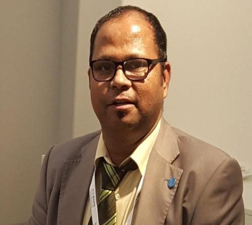 SPEAKER INTERVIEW: VINOD TIWARI