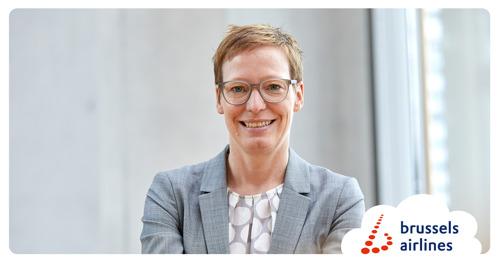 Nina Öwerdieck, nouvelle Chief Financial Officer de Brussels Airlines