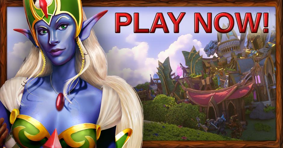 Elvenar - Play Now
