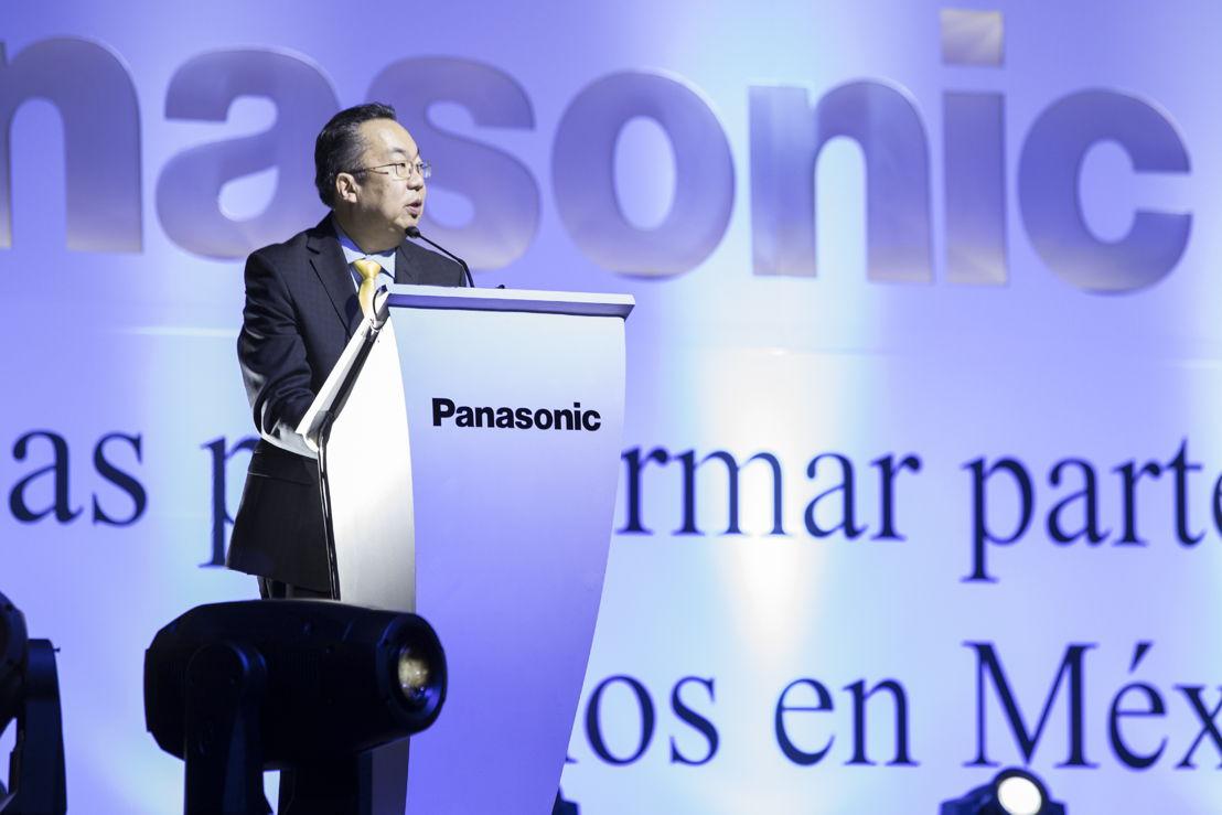Ken Tsutsumi, Panasonic de México