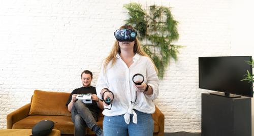 Telenet étend les activités de réalité virtuelle jusqu'au salon via The Park