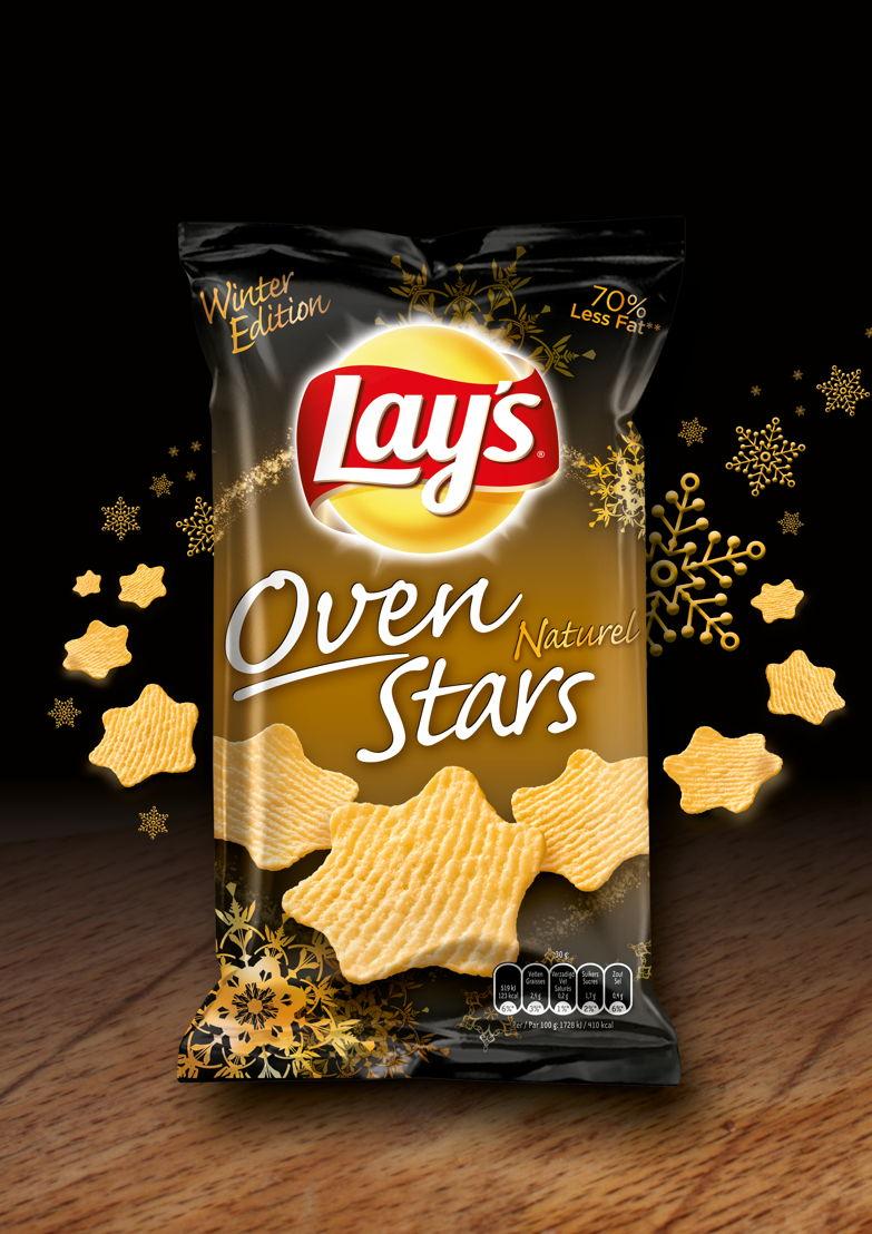 Lay's Oven Stars