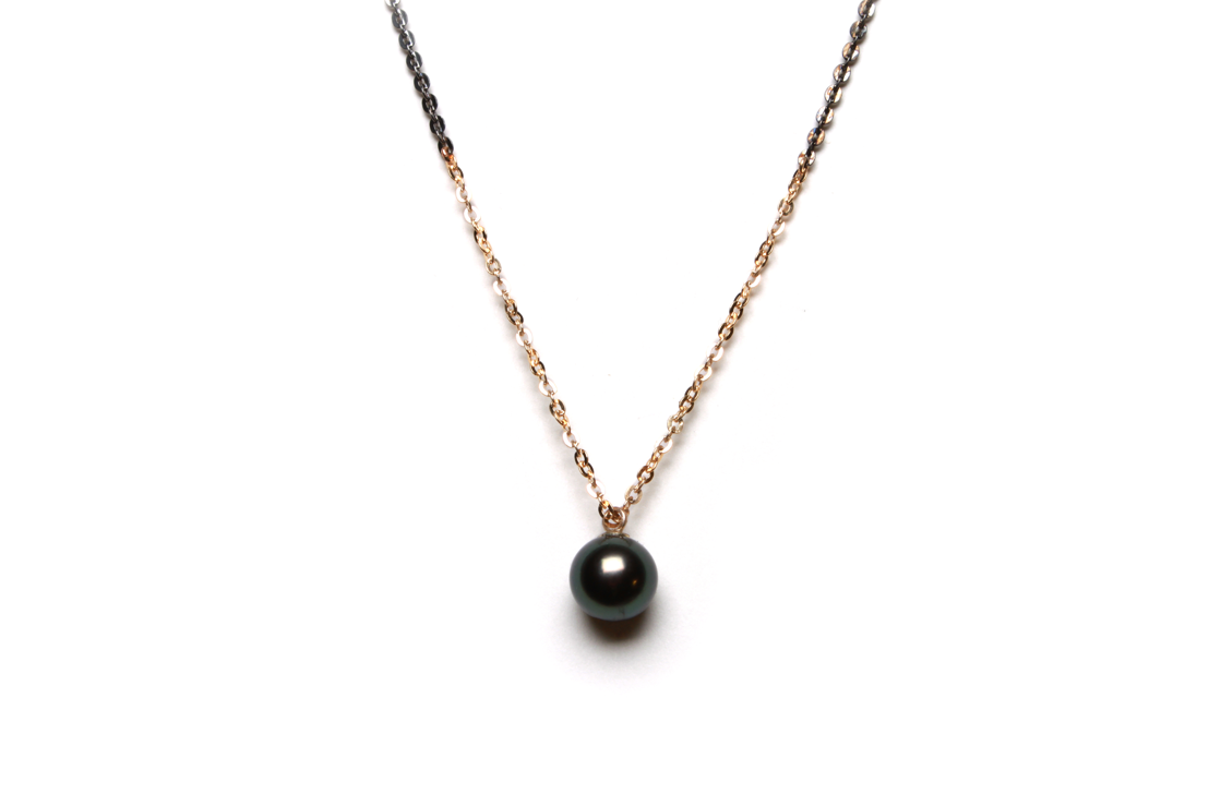 Pearls Before Swine Tahitian Pearl necklace 315 euro at Graanmarkt 13
