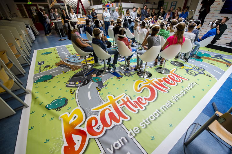 Beat the Street_Samsung en Veilig Verkeer Nederland_6